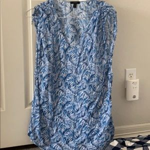 J.Crew cover up tunic